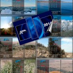 Настольный календарь для СП «Aral Sea Operating Company» ООО