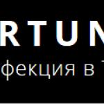 Лого для www.fortuna-eko.uz  2016