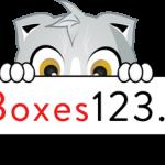Лого для www.myboxes123.com    2017