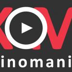 Лого для www.kinomania.uz    2016