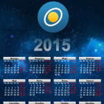 календарь 2015 года для SUVAN.NET