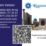REGISTON TRAVEL №2 2015