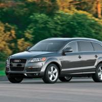 Осень  и Audi Q7